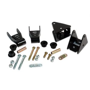JEEP YJ 87-96 SHACKLE REVERSAL KIT