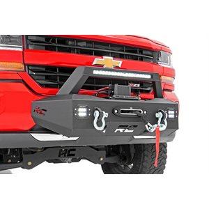 EXO Winch Mount System (07-18 Chevrolet Silverado 1500)