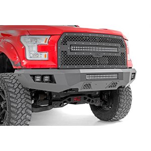 Ford Heavy-Duty Front LED Bumper (15-17 F-150)