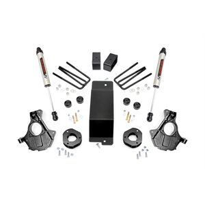 3.5IN GM SUSPENSION LIFT | KNUCKLE KIT (14-18 1500 PU 4WD) / CAST STEEL W / V2