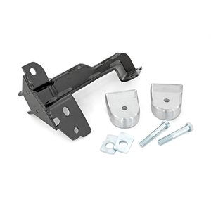2IN FORD LEVELING KIT W / TRACK BAR BRACKET (17-20 F-250 SUPER DU