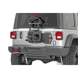 JEEP TAILGATE REINFORCEMENT KIT (18-19 WRANGLER JL)