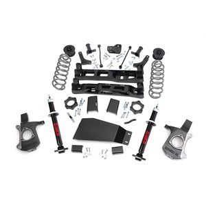 "GM SUBURBAN / YUKON XL 07-13 7.5"" LIFT KIT W / STRUTS"