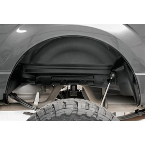 CHEVROLET 1500 / 2500 / 3500 99-06 REAR WHEEL WELL LINERS
