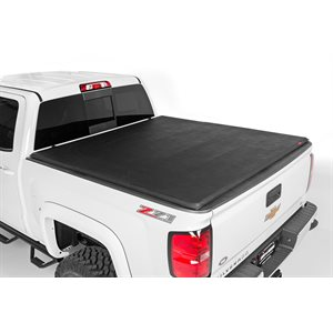 "FORD F150 04-08 SOFT TRI-FOLD BED COVER (5'5"" BED)"