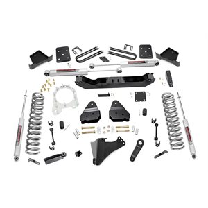 "FORD F250 2017-18 DIESEL 6"" LIFT KIT W / REAR OVERLOAD SPRINGS & 3.5in REAR AXLE"