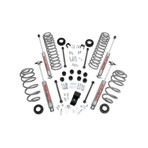 "JEEP TJ 03-06 4CYL 3.25"" LIFT KIT W / N2.0 SHOCKS"