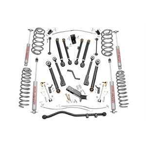"JEEP TJ 97-06 6"" X-SERIES SUSPENSION LIFT KIT"