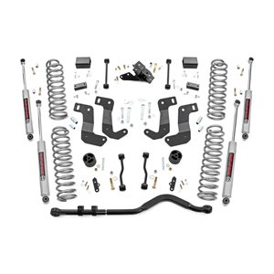 3.5IN JEEP SUSPENSION LIFT KIT | CONTROL ARM DROP (18-19 WRANGLER JL)