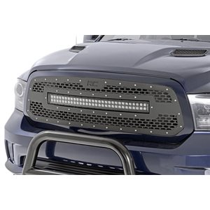 Laser-Cut Mesh Grille w / 30-inch Black Series Dual Row CREE LED