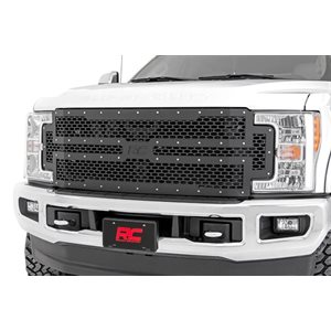FORD MESH GRILLE (17-18 F250 / 350)