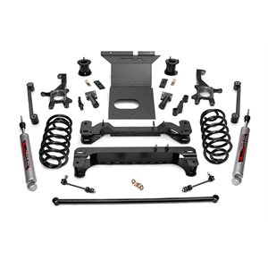 6IN TOYOTA SUSPENSION LIFT KIT (07-09 FJ CRUISER 4WD)