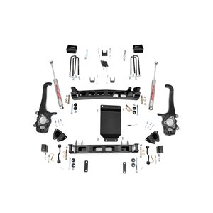 "NISSAN TITAN 04-15 4"" SUSPENSION LIFT KIT"