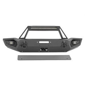 Jeep Full Width Front Trail Bumper (JK / JL / JT Gladiator)