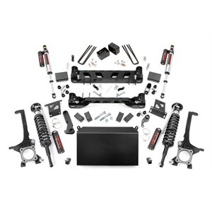 6in Toyota Suspension Lift Kit w / Vertex Shocks (16-21 Tundra 4
