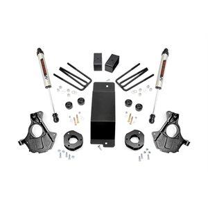 3.5IN GM SUSPENSION LIFT   KNUCKLE KIT (14-18 1500 PU 4WD) / CAST STEEL W / V2