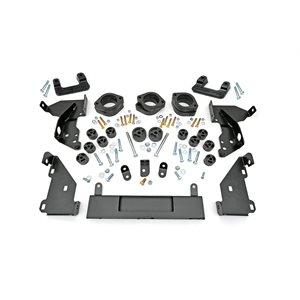 3.25-inch Suspension & Body Lift Combo Kit (Factory Cast Alumin