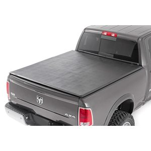"""DODGE RAM 1500 09-16 SOFT TRI-FOLD BED COVER (6'6"""" BED)"""