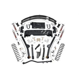 "JEEP XJ 84-01 6.5"" LONG ARM LIFT KIT W / 2.8 V6 / NP242"