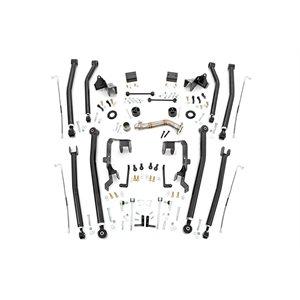 JEEP 07-18 JKU 4WD - 4IN LONG ARM UPGRADE KIT